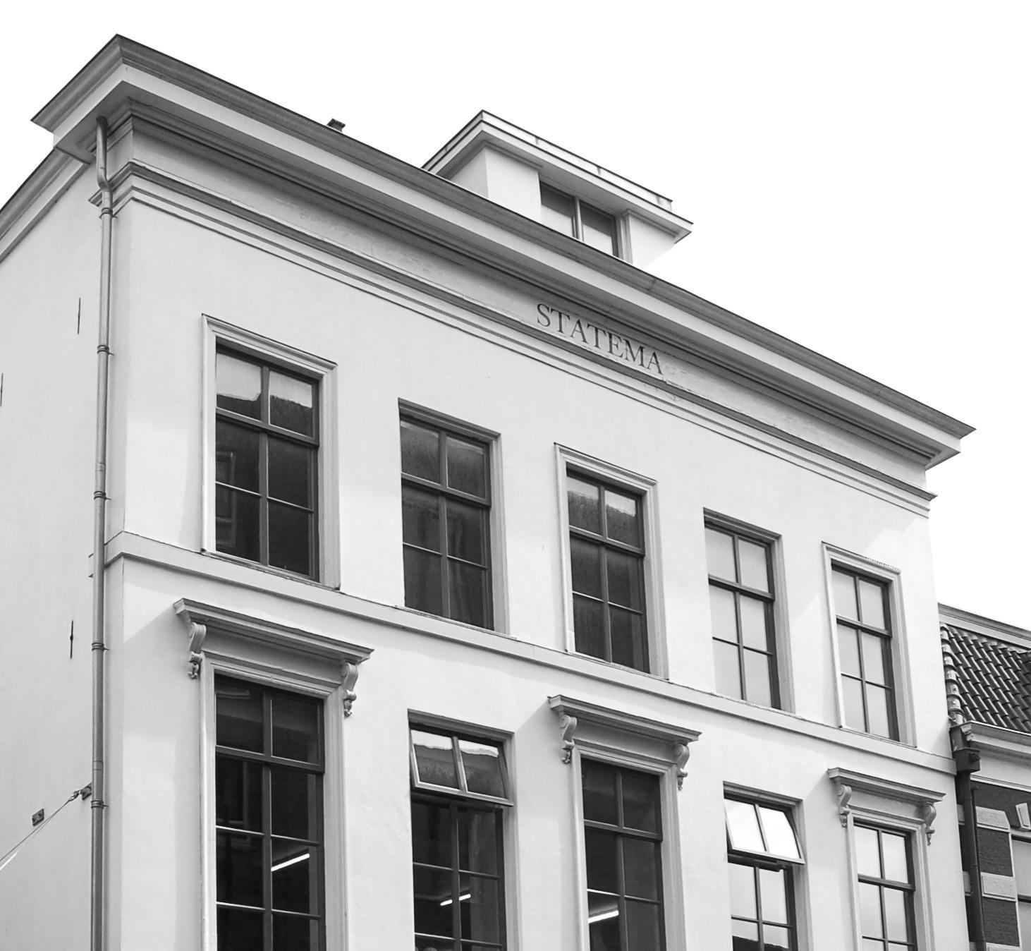 Statemapand Leeuwarden