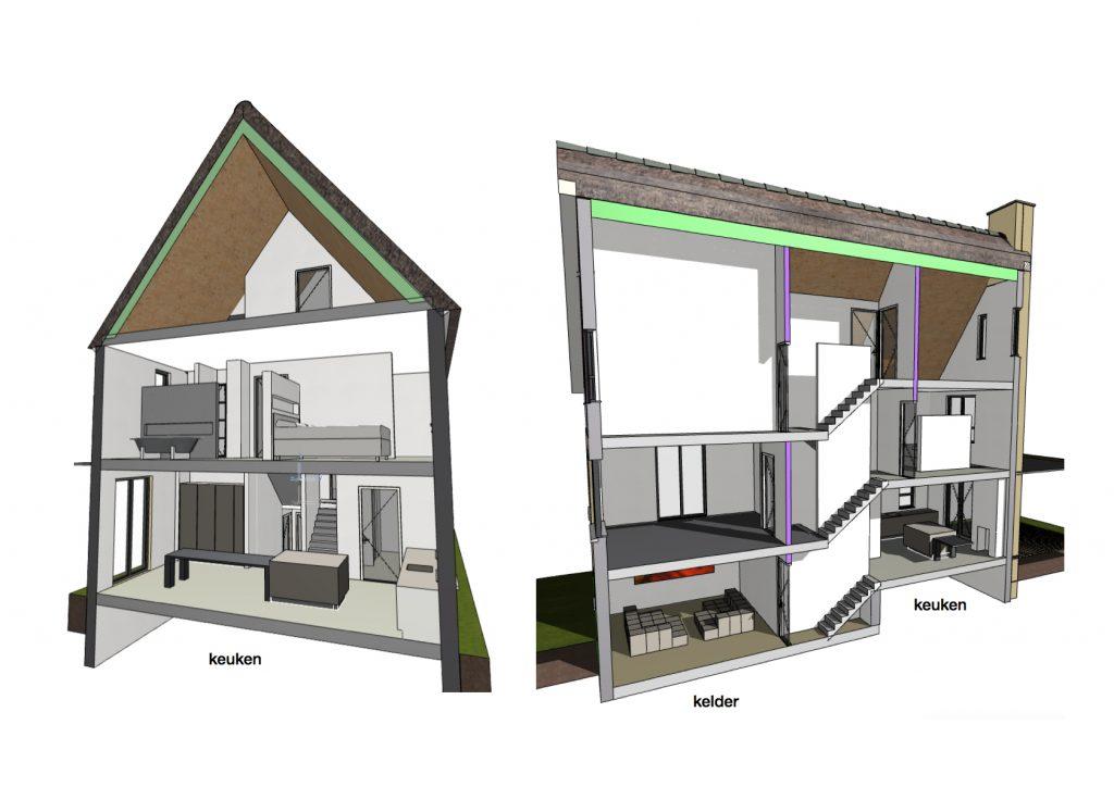 Styling interieur u area